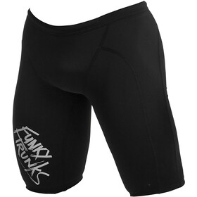 Funky Trunks Training Jammers Herren chromed